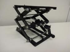 3D-printed jack
